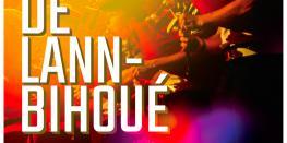 Concert du Bagad de Lann-Bihoué Pont-L'abbé