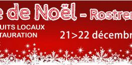 Marché de Noël Rostrenen