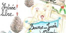 Marché de Noël, Bourse aux jouets Pléhédel