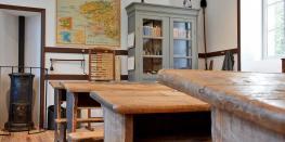 Visite guidée du musée de l'école rurale et de Châteaulin Quimper